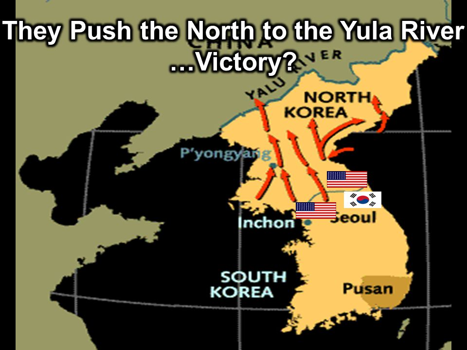 They Push the North to the Yula River