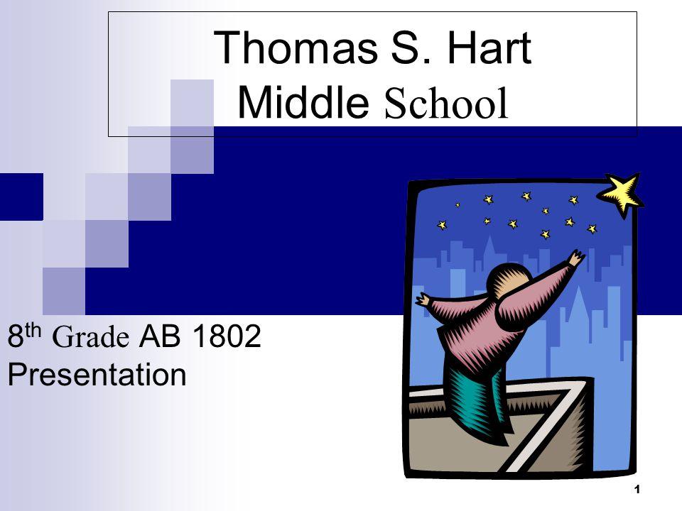 Thomas S. Hart Middle School
