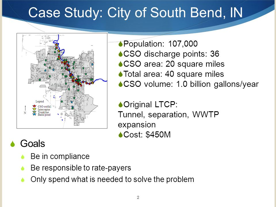 Case Study: City of South Bend, IN