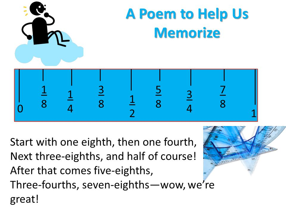 A Poem to Help Us Memorize