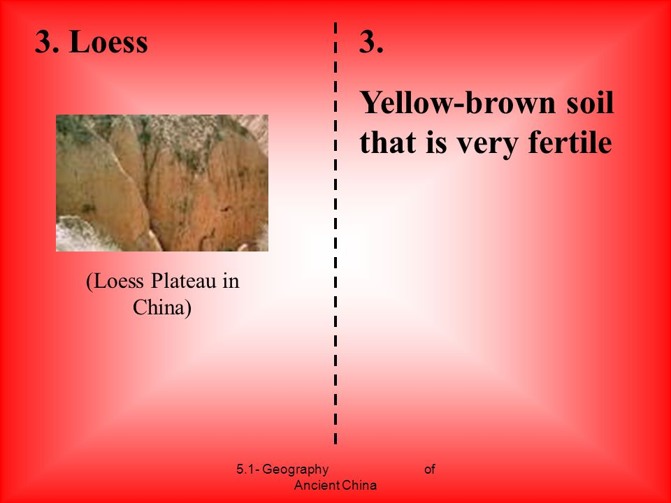 Yellow-brown soil that is very fertile