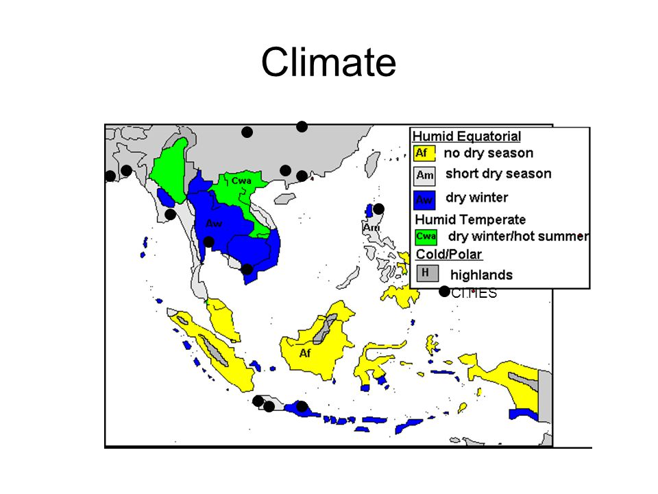 Climate CITIES