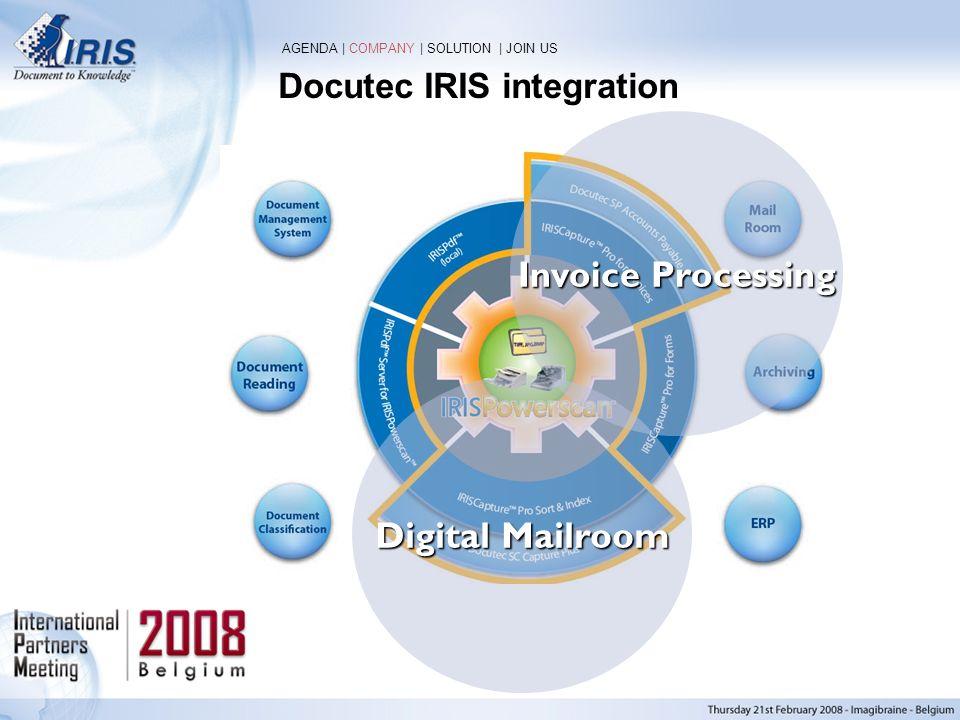Invoice Processing Digital Mailroom