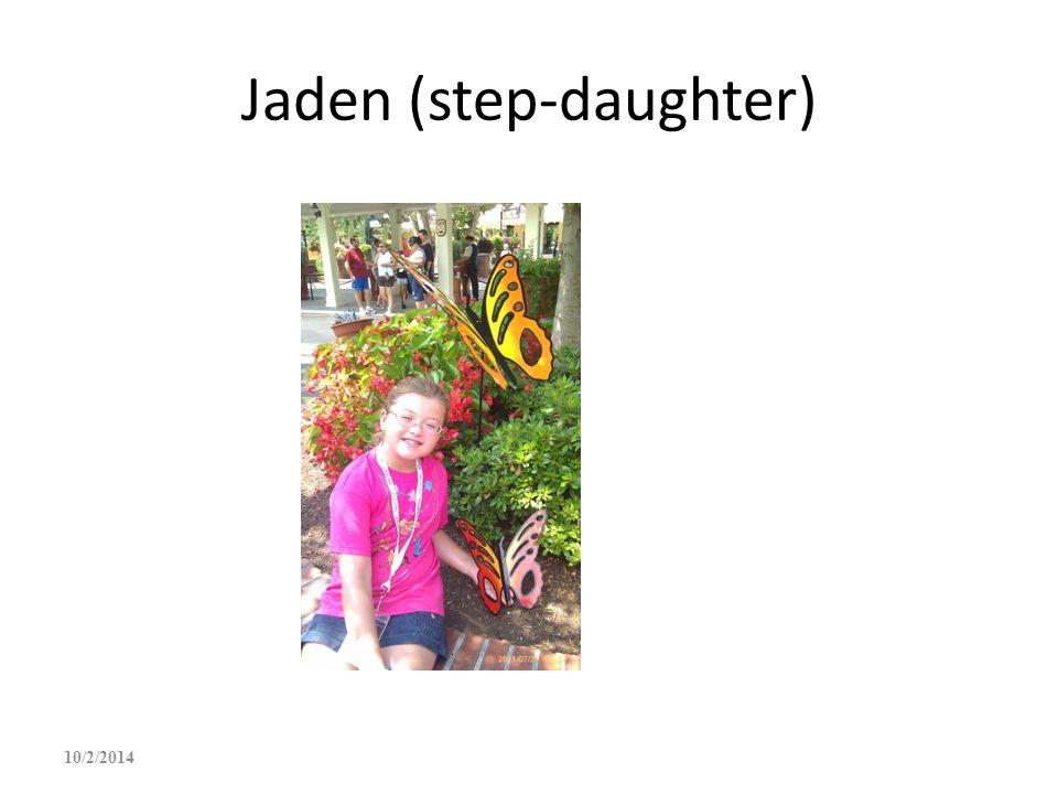 Jaden (step-daughter)