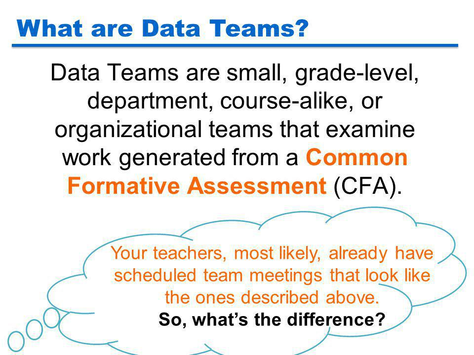What are Data Teams