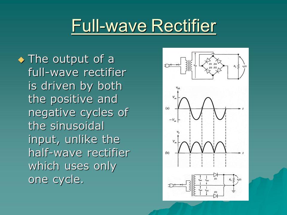 Full-wave Rectifier