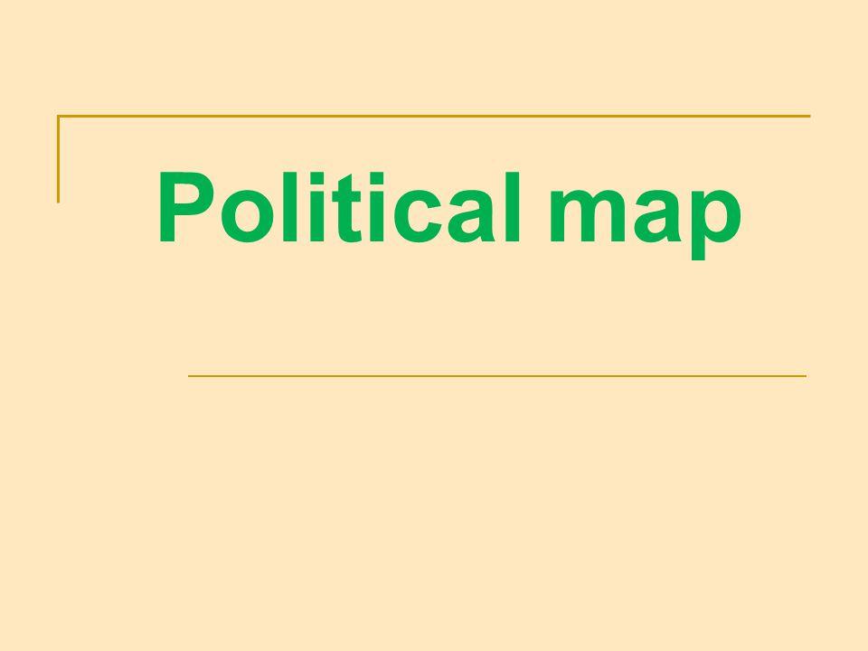 Political map