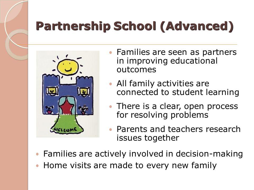 Partnership School (Advanced)
