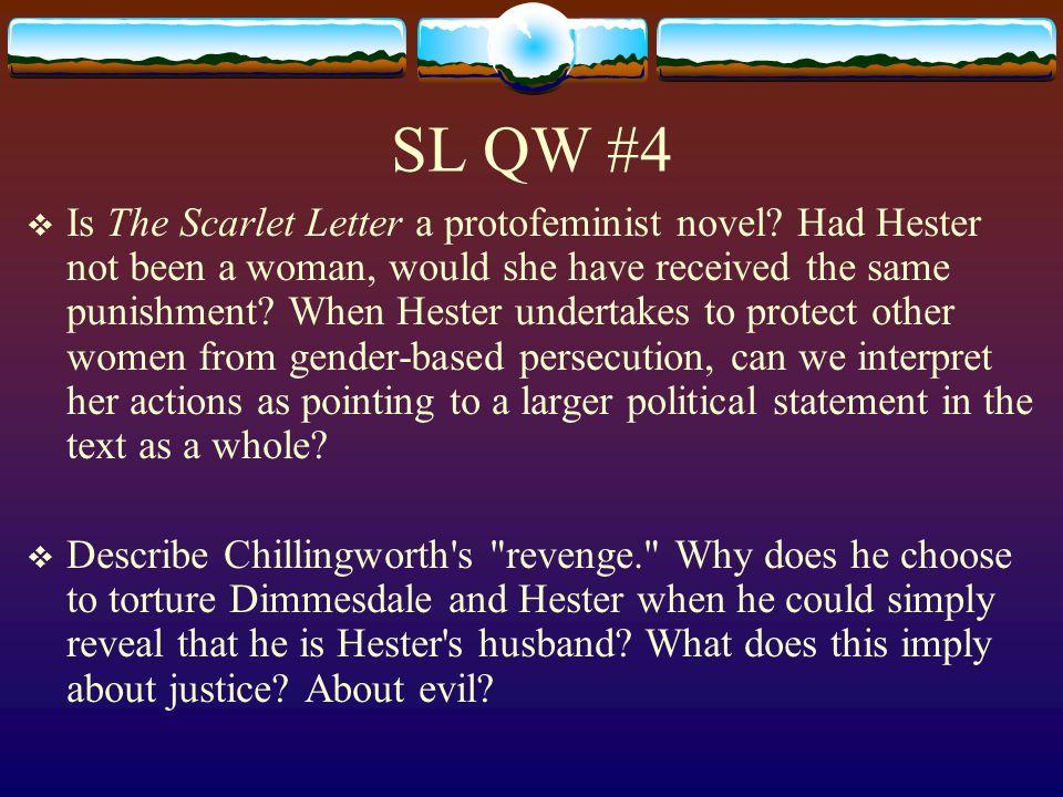 SL QW #4