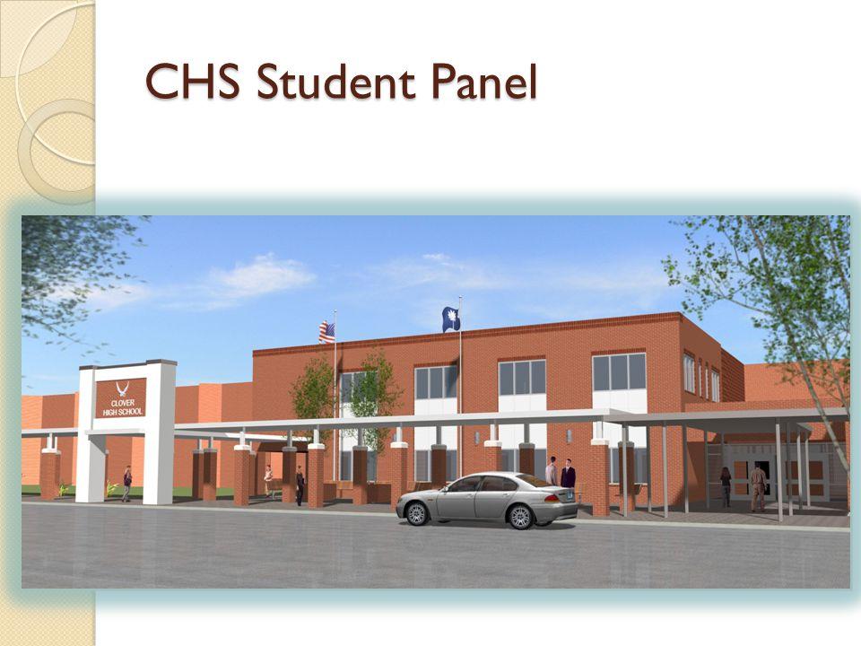 CHS Student Panel