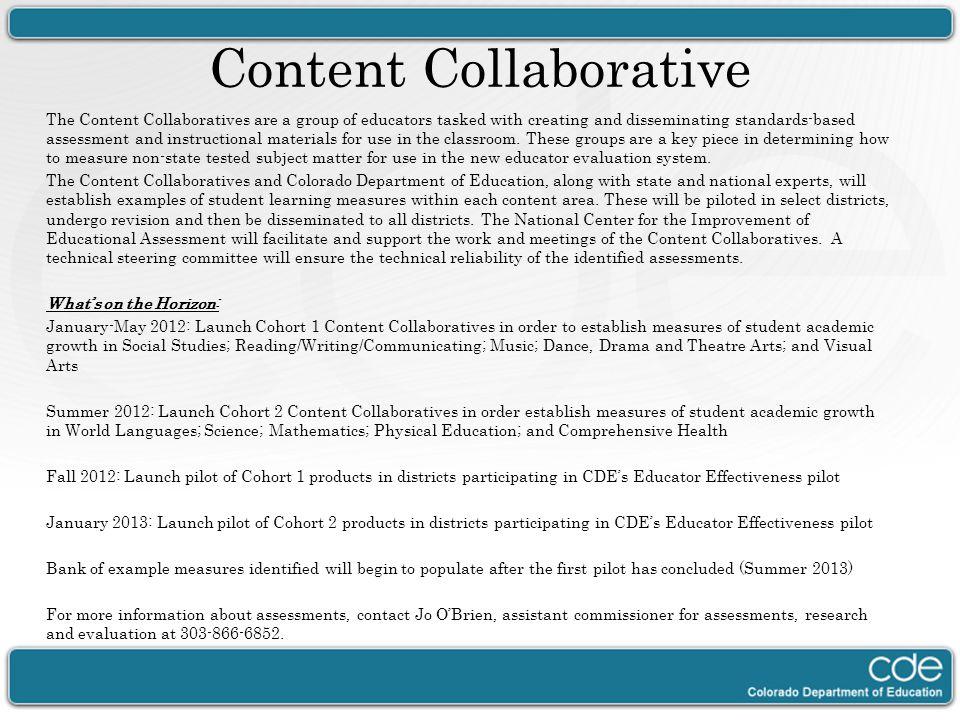 Content Collaborative