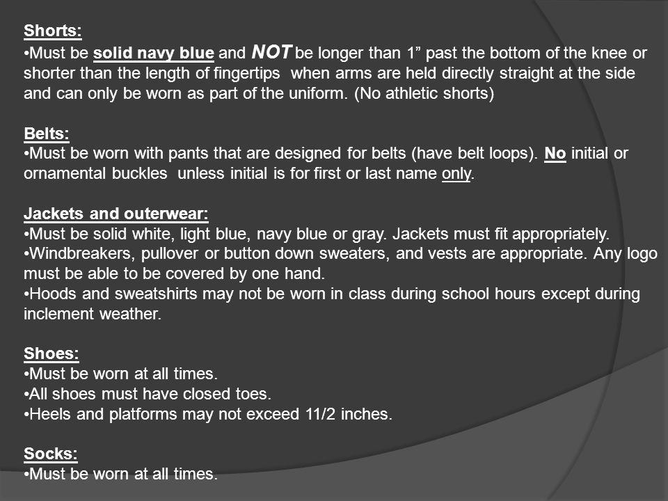 Shorts: