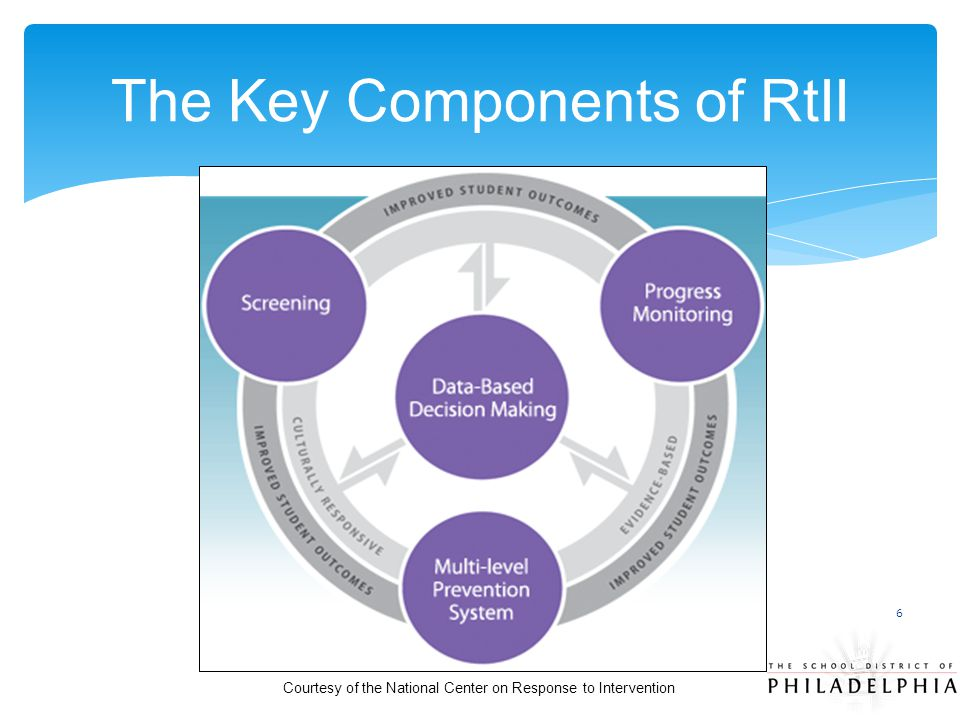 The Key Components of RtII