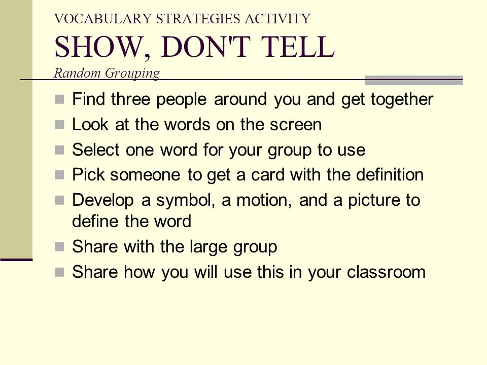Apply For Don T Tell The Bride: A Toolkit For Using Differentiated Instruction To Reach