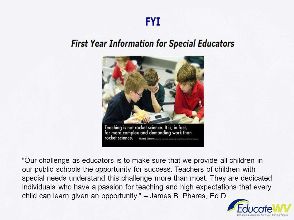 On behalf of the Office of Special Programs, I'd like to welcome first year teachers and mentors to this session. The Special Education Beginning Teacher Academy (SEBTA) was developed to help counties increase retention of special education teachers through quality professional development. The Office of Special Programs would like to thank the National Center to Inform Policy and Practice (NCIPP) in Special Education Professional Development at the University of Florida for their continued support.