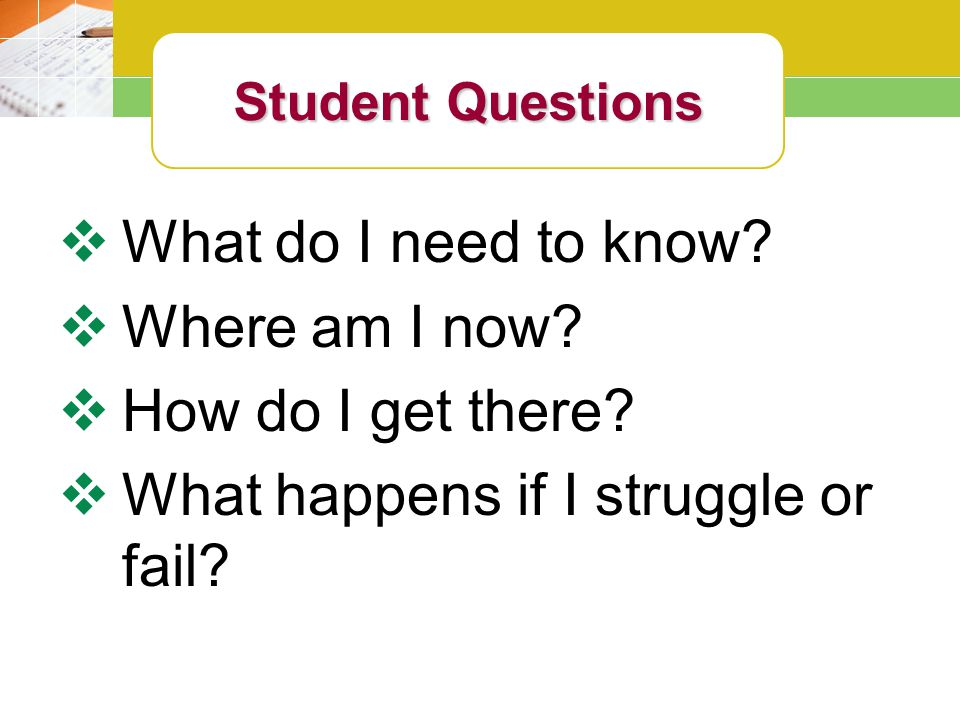 What happens if I struggle or fail