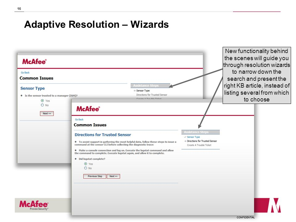 Adaptive Resolution – Wizards