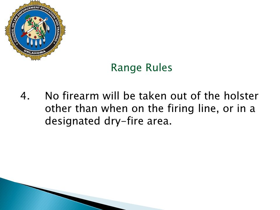 Range Rules 4.