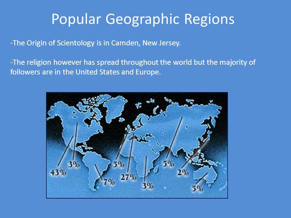 Popular Geographic Regions