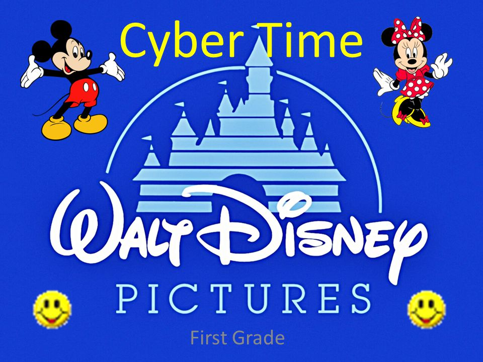 Cyber Time First Grade