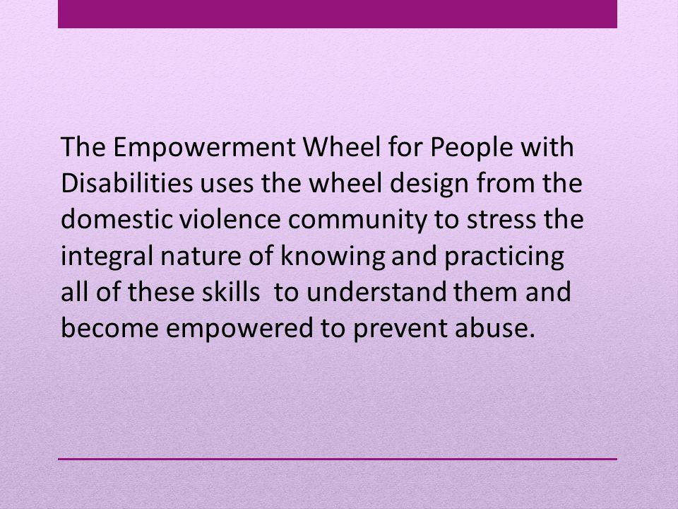 Empowerment Wheel