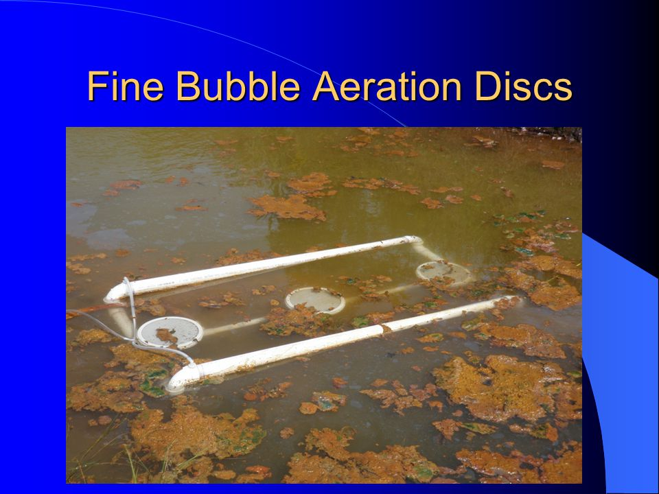 Fine Bubble Aeration Discs