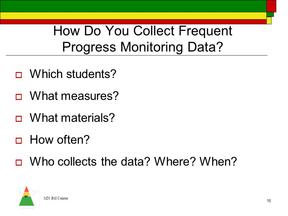 How Do You Collect Frequent Progress Monitoring Data