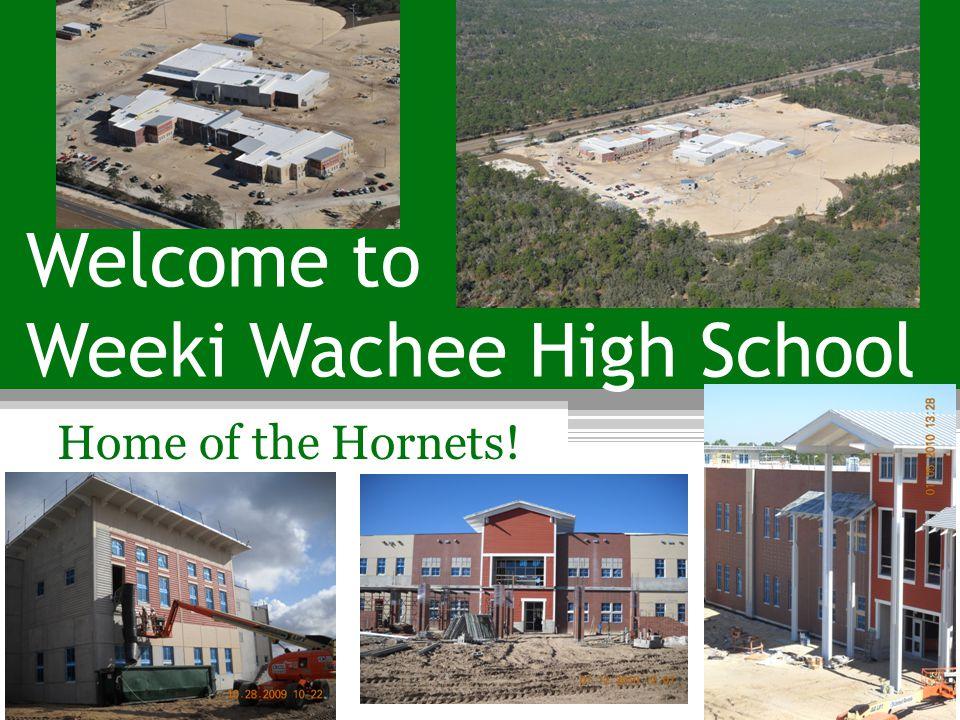 Welcome to Weeki Wachee High School