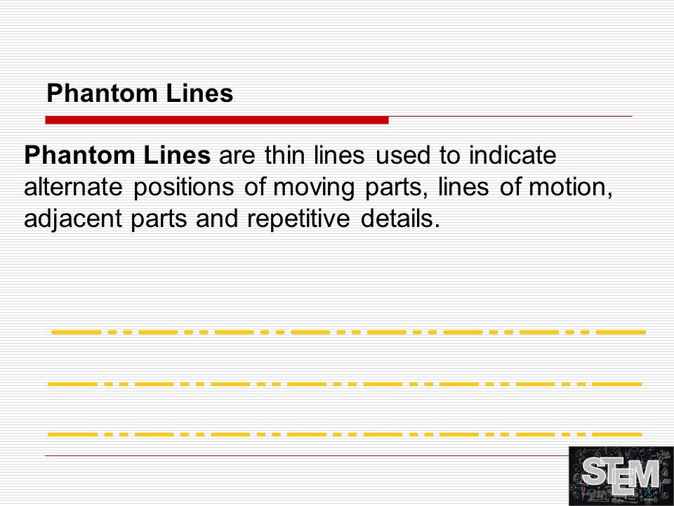 Phantom Lines