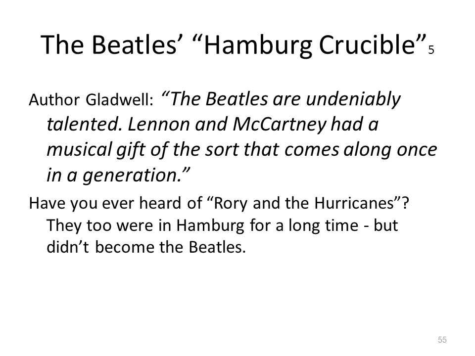 The Beatles' Hamburg Crucible 5