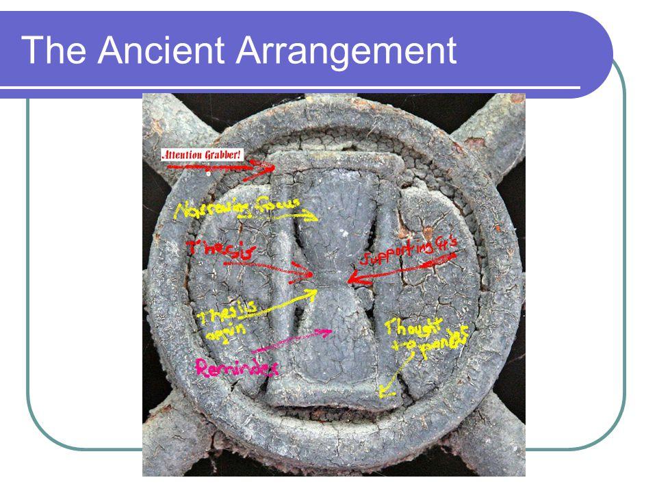 The Ancient Arrangement