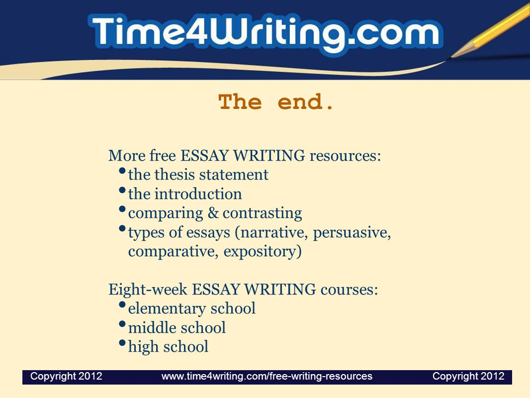 writing a good concluding paragraph ppt video online  more essay writing resources the thesis statement