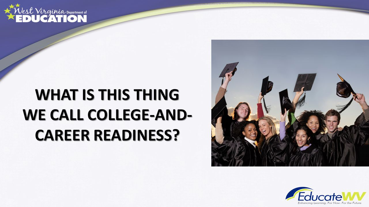 What is this thing we call College-and-Career Readiness