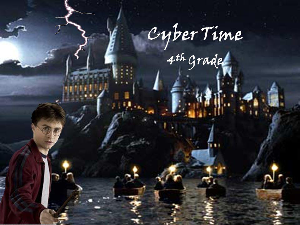 Cyber Time 4th Grade