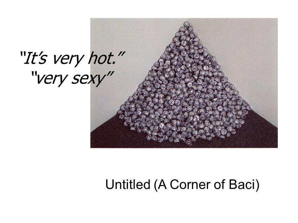 Untitled (A Corner of Baci)