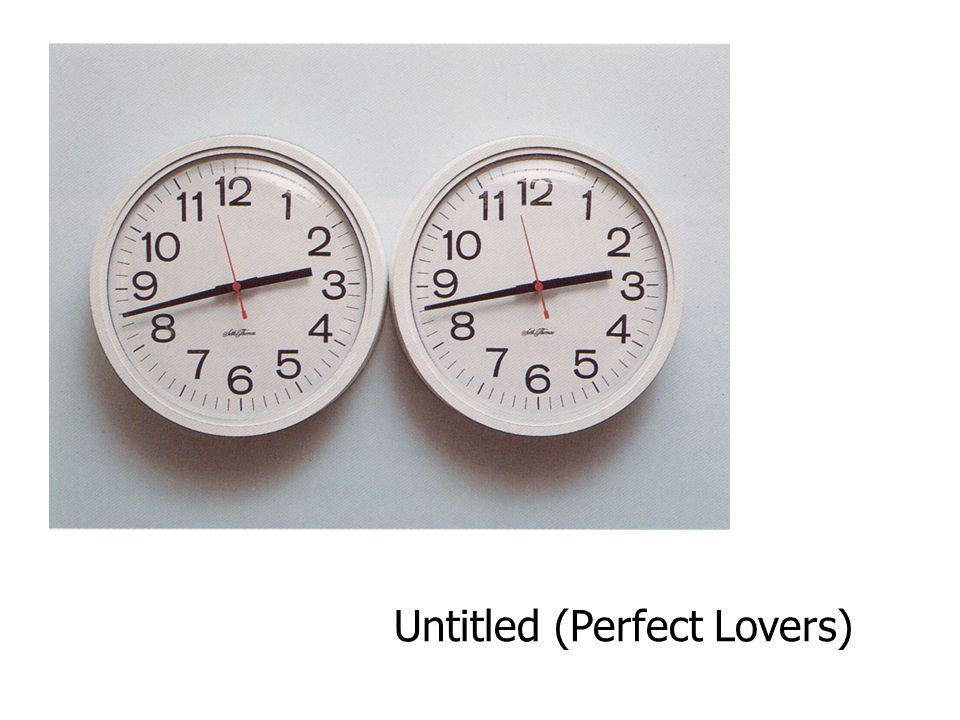 Untitled (Perfect Lovers)
