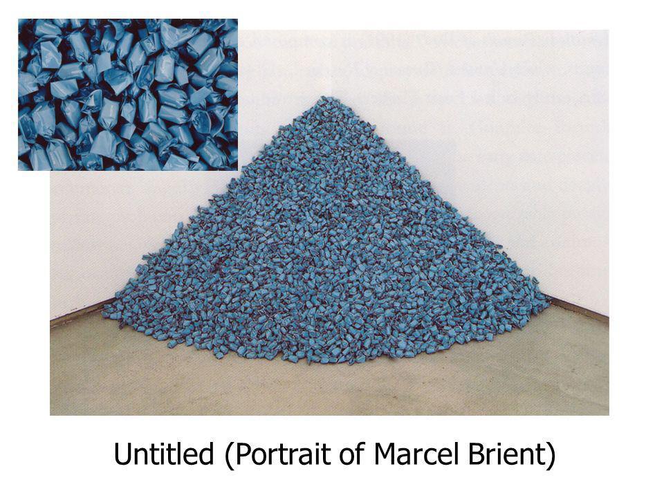 Untitled (Portrait of Marcel Brient)