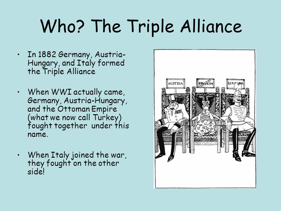Who The Triple Alliance