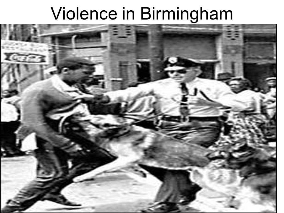 Violence in Birmingham