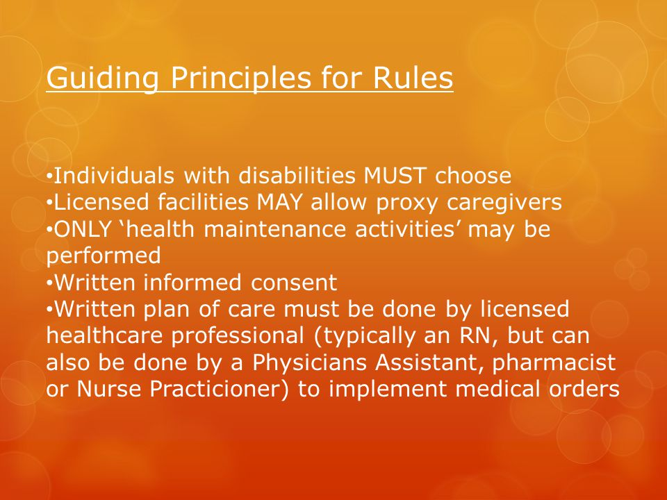 Guiding Principles for Rules