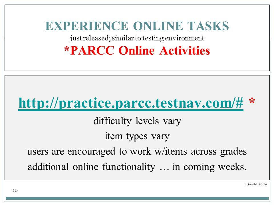 http://practice.parcc.testnav.com/# *