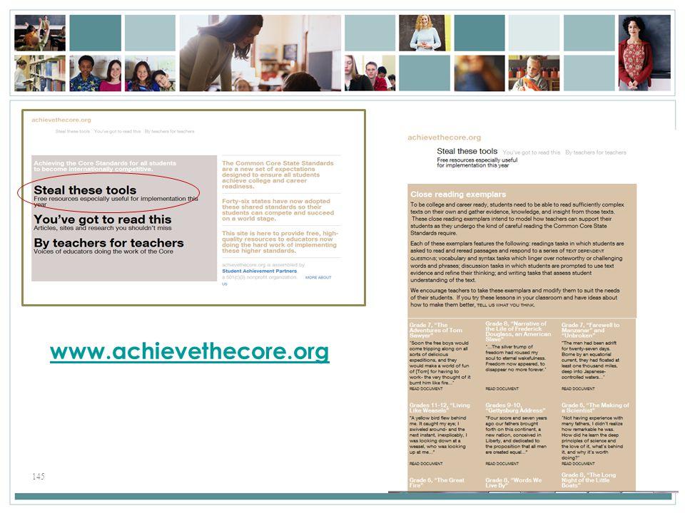 www.achievethecore.org