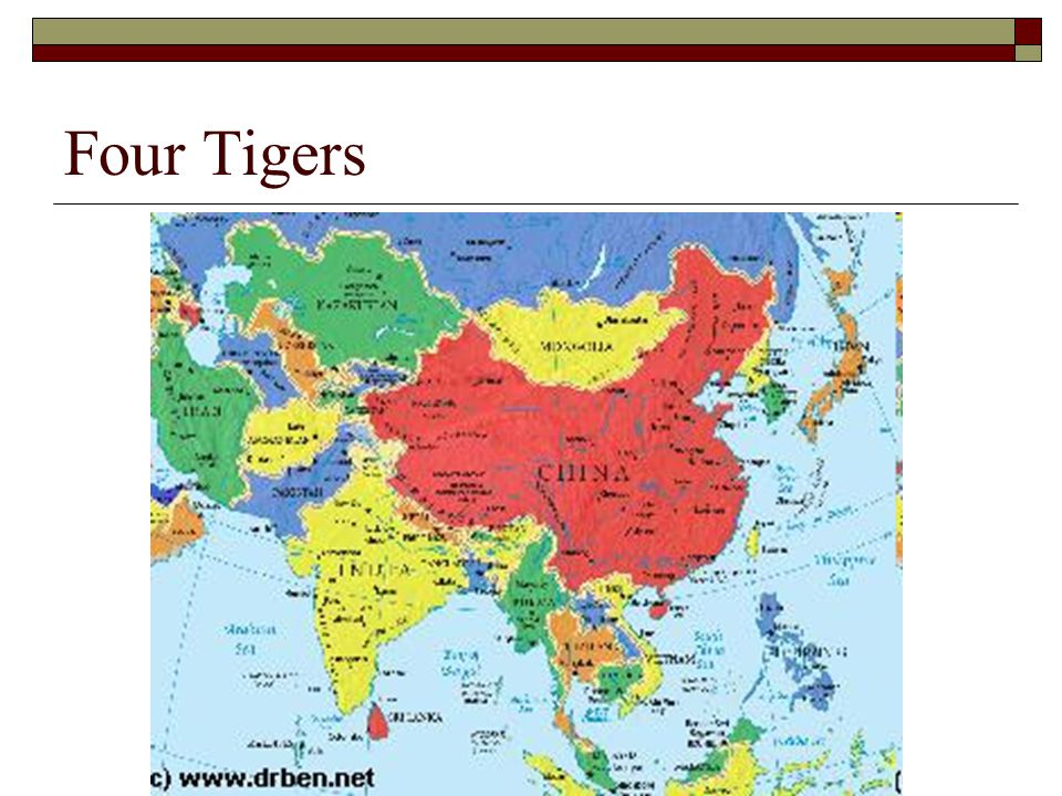 the powerful economic alliance of the four tigers of asia The reasons for this lack of incident are caution and common sense on the part of humans, and the fact that tigers are taught by their mothers to pursue four-legged prey, not people.