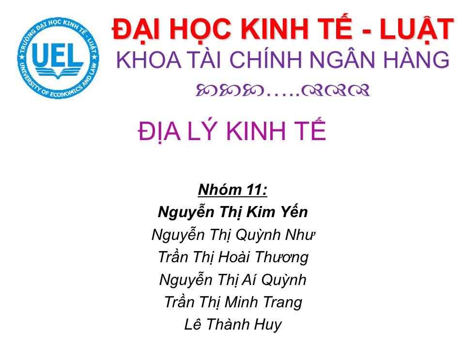ĐẠI HỌC KINH TẾ - LUẬT KHOA TÀI CHÍNH NGÂN HÀNG …..