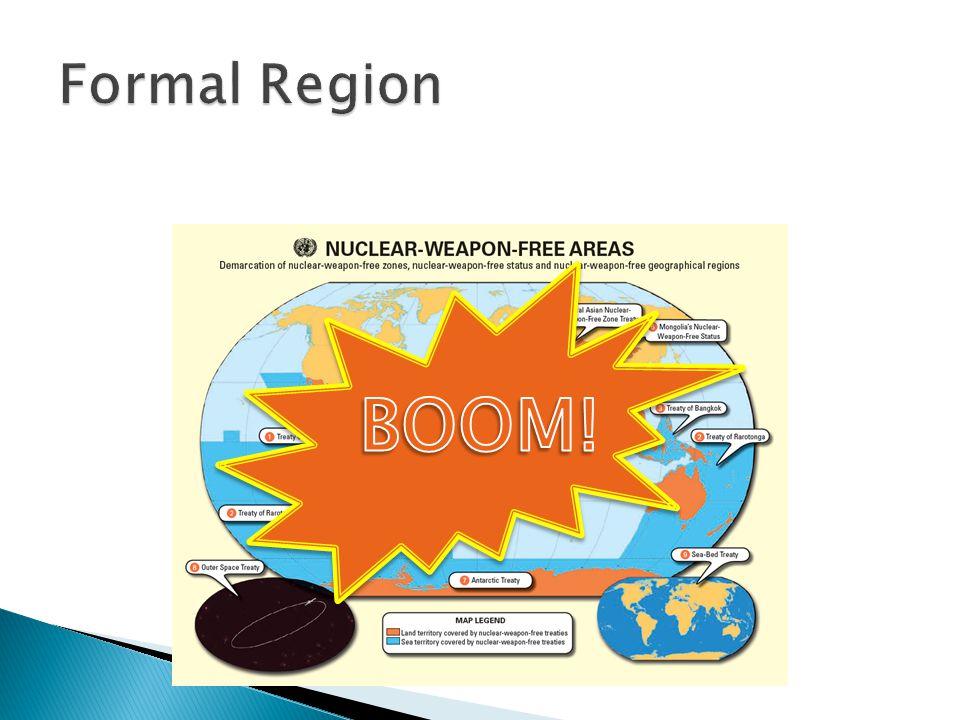 Formal Region BOOM!