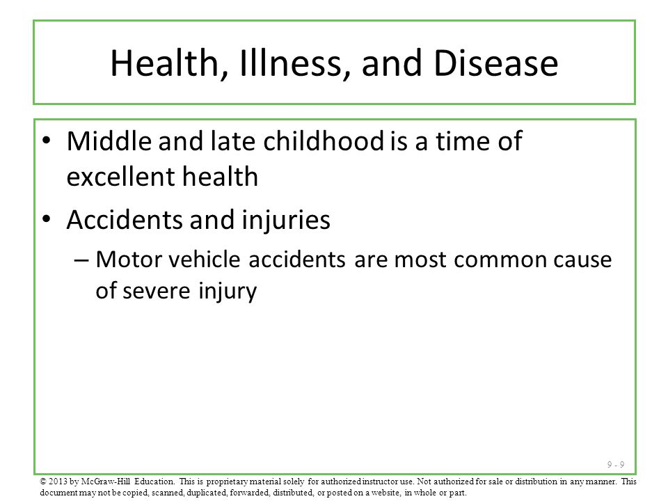 Health, Illness, and Disease