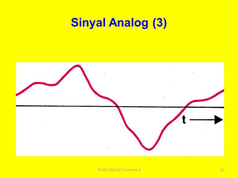 Sinyal Analog (3) TE-09-1313-02-Transmisi-1