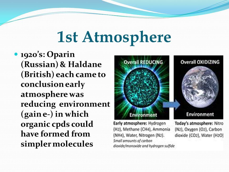 1st Atmosphere