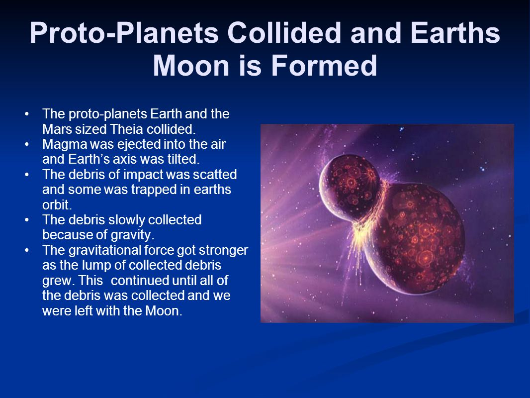 how did the planets and moons form - photo #20