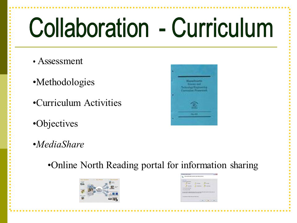 Collaboration - Curriculum